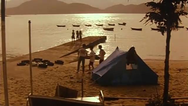 小伙跟女友在沙滩发现法阵,好奇心的驱使下让他差点丢了命!