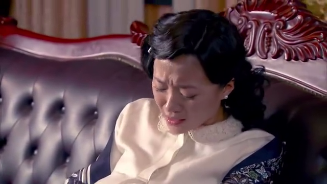 民国爱情!烽火佳人:绍峰怒杀沈将军,美女悲痛生产,扎心了老铁