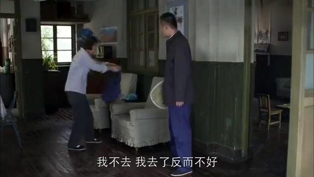 父母爱情:江昌义表明身份,江德福暴怒,发火把安杰都吓懵了