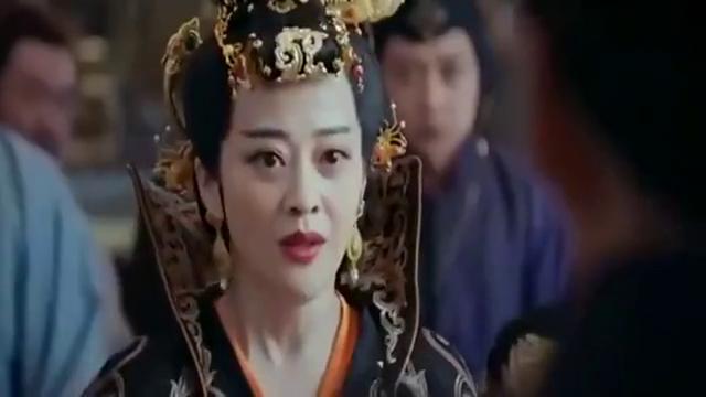 琅琊榜:莱阳王率叛军杀入大殿,荀太后为保小皇帝,当场自尽