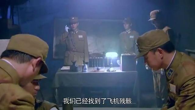日军空军夜袭国军,不料被篝火弄的不知所以,打得他们直接坠机