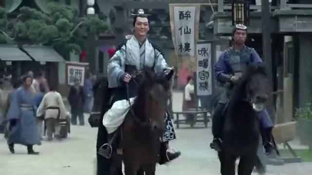 琅琊榜:穆青太调皮,想借靖王之手偷看霓凰信件,怎料没得逞