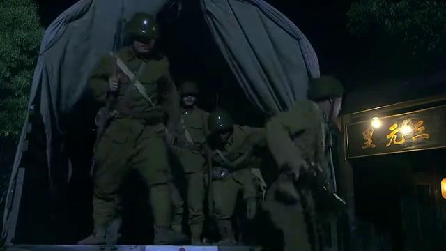 抗日!光影:安国装扮日军军服,机智夺取物资,真是太神勇了!