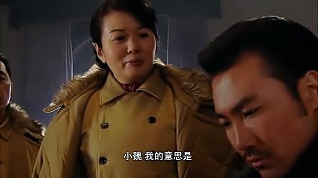 唐母成功的被武同接到沈阳,其目的想留住唐烨和丽雯