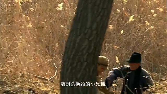 唐烨与日军交火左大哥出手相助,两人变成了忘年交