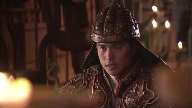 纣王看不起少年小将,不料小将只露一手,就把纣王镇住了!
