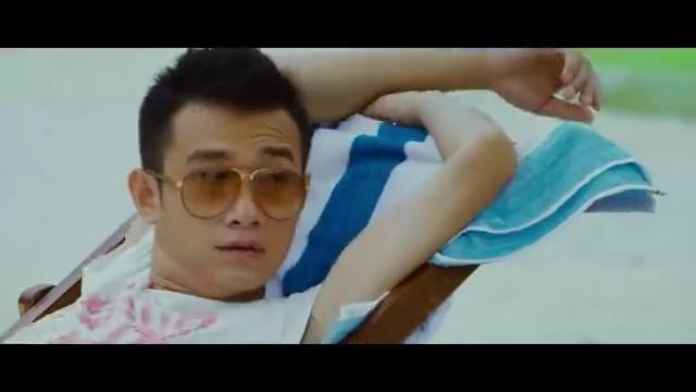 不二神探:王不二海滩之旅,这一声老大,叫的陈妍希吃尽狗粮