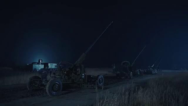 蓝军渗透红军炮兵,下达指令歼灭红军船只!