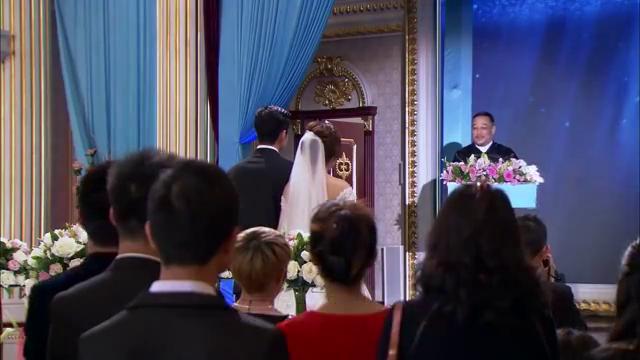 深圳合租记:总裁和美女结婚,小女孩的出现婚礼砸了