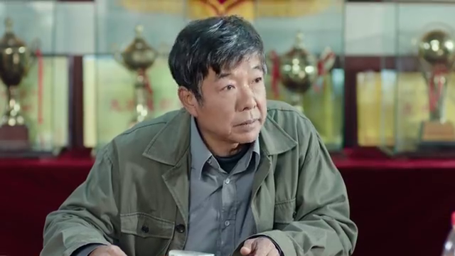 《黄土高天》婉言劝说刘海,揭发刘海拉网的内幕