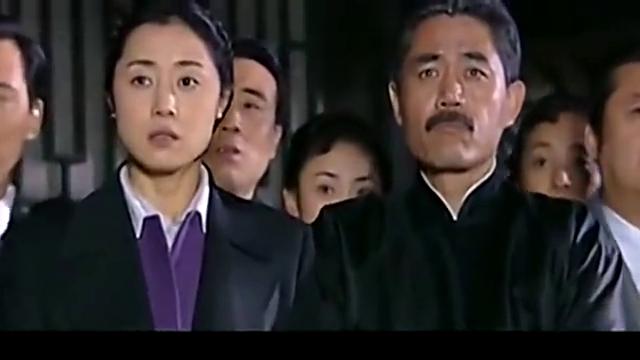 大宅门:何琪和杨九红道别,不曾想这是两人最后一面