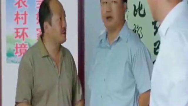 乡村爱情:谢广坤见新书记说刘能坏话,怎料新书记却是刘能亲大侄