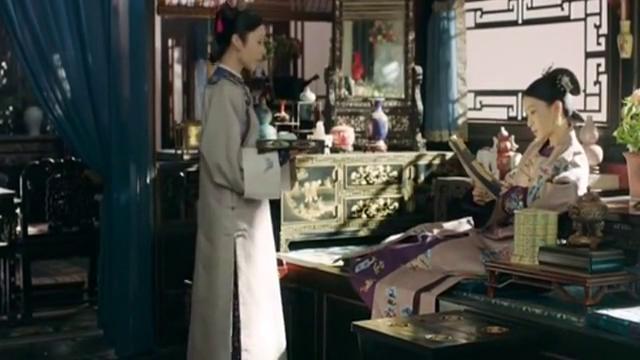 延禧攻略:纯妃对傅恒生恨,她要处置魏璎珞