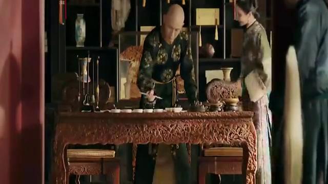 延禧攻略:皇帝教魏璎珞骑马,对她恩宠有佳