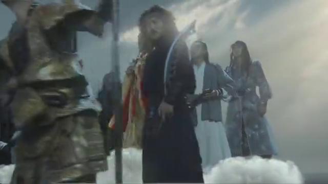 大结局:郑和下西洋期间遭遇海盗攻击,差点死了,妈祖及时赶到