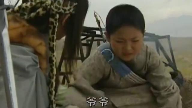 雪花女神龙:小朋友误以为是上官燕杀了他爷爷,女神龙竟然不解释