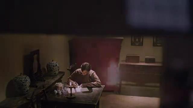 炮神:慕兰误以为志华战死沙场,留下绝笔信给儿子,欲找鬼子报仇