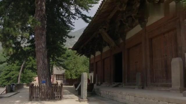 梁思成的神奇之旅,旷世发现五台山佛光寺
