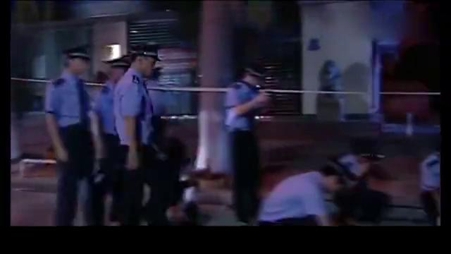 罪域:女线人被黑帮杀害,公安局长勃然大怒,要把罪犯一网打尽