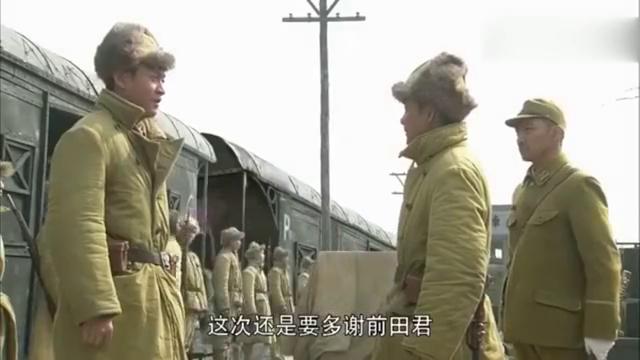 为了避开刺杀,日军少将混在士兵中间,却被自己手上的皮肤出卖 !