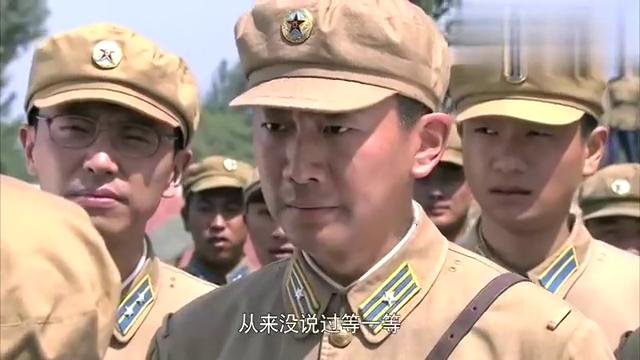 战士传达命令错误,肖营长正在批评,结果却被首长表扬