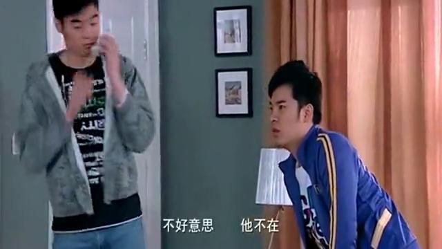 爱情公寓:婉瑜的鼓励方式真逗,直呼:你的爸妈正在重婚