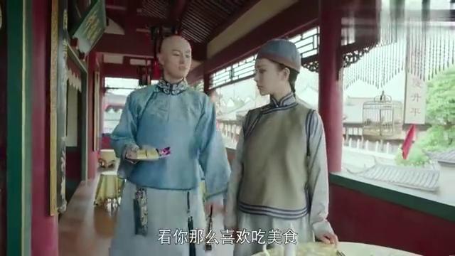 易欢吃饭给不起钱,龙三让她表演绝技,用来抵账
