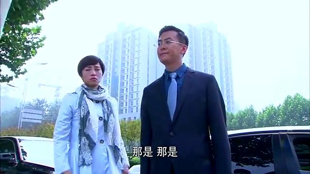 杨琴要李大娘去和爸妈说,她要和吴维再一次离婚
