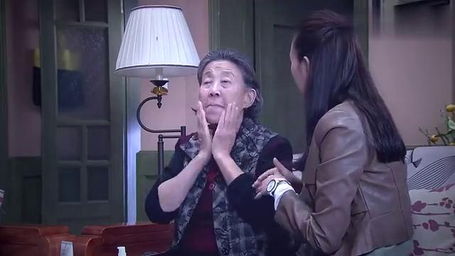小曼是个好儿媳,先后给两老人买护肤品,不料遭来婆婆红眼