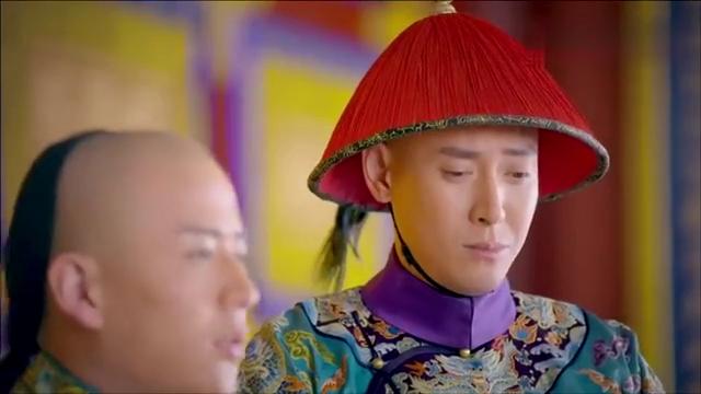 鹿鼎记:康熙要找佛经,于是让小宝跟着索额图,一起查抄鳌拜府邸