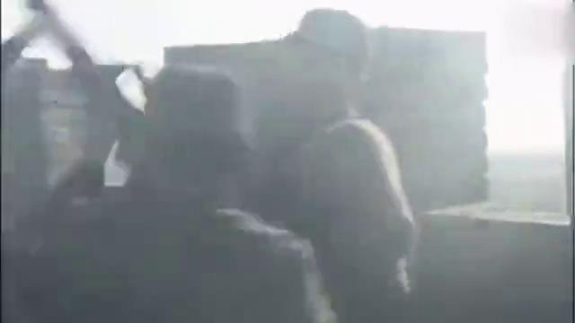 伪军司令掩护游击大队长撤退李琦的演技令人佩服!