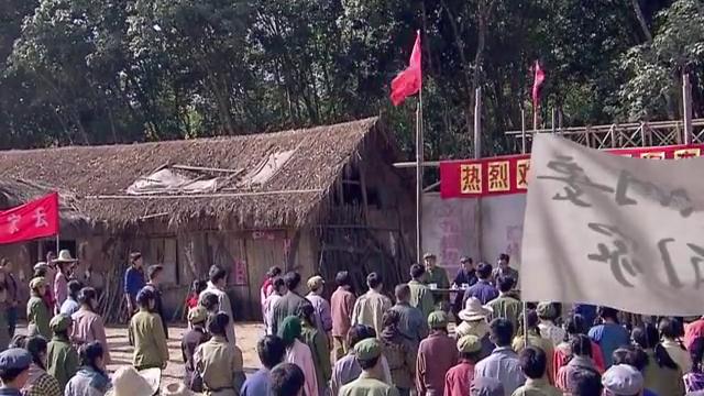 历史转折中的邓小平:鲁局长代表邓爷爷,对云南知青表示慰问