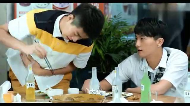 微微一笑很倾城:杨洋,在兄弟面前娇贵不吃辣老婆点辣我就吃