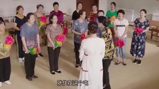 乡村爱情:象牙山妇女大合唱,谢大脚一嗓子,竟直接带沟里去!