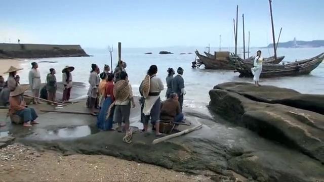 妈祖:美女观天象说不吉利,不要出海,这些渔民不听劝!