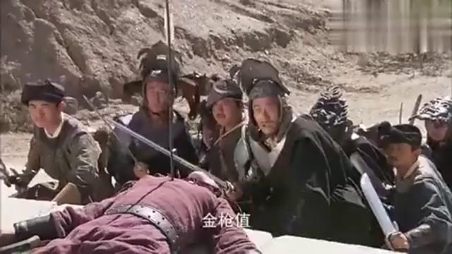 包铁山手下兄弟与襄阳王杀手大战云居寺,真是太棒了!