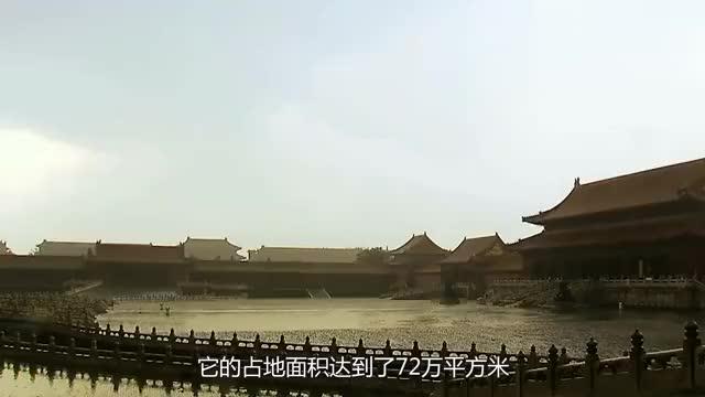 故宫最小的宫殿,看着毫不起眼,然而名字却压过所有宫殿