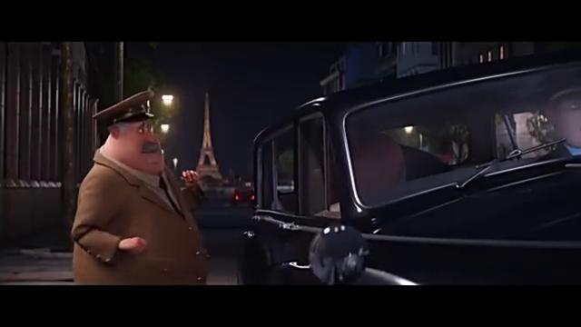 全世界最有名的宝石专家偷走了杜蒙特宝石,不,确切地说是明抢!