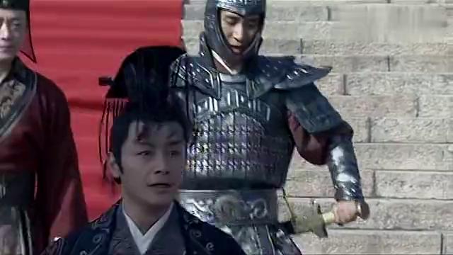 大风歌:薄姬成了皇太后,陈平和周勃都来迎接她