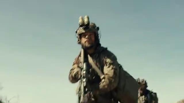 一部超燃震撼的现代战争剧,塔利班武装分子激战美军,精彩万分!