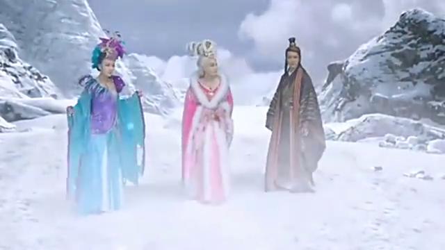 申公豹为了得到冰虾,苏妲己亲自赶往雪山,浑然不知此物有灵性!