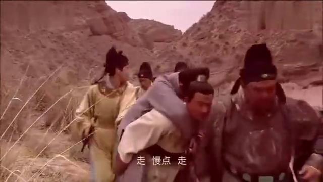 堂堂大英雄李元芳,竟被一只野兔给吓个半死,把狄仁杰都逗笑了!
