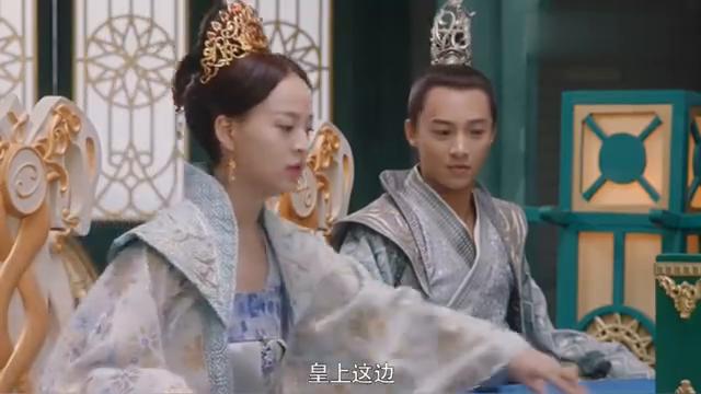 谢嫣然把票投给了皇帝?不是喜欢宸王吗?