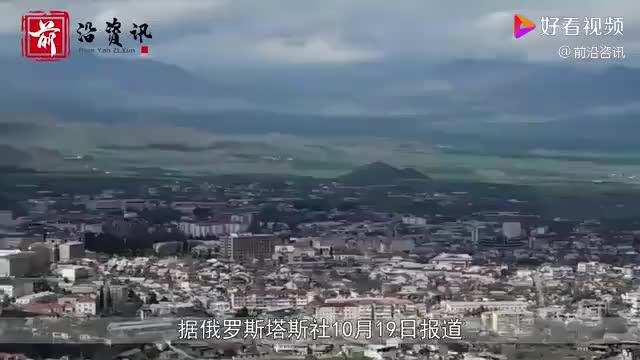 停火协议再次被破坏后,亚美尼亚防线被攻破,战壕内填满士兵尸体