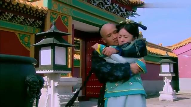 宫锁心玉:晴川和雍正正式分手,雍正:我不再相信任何人