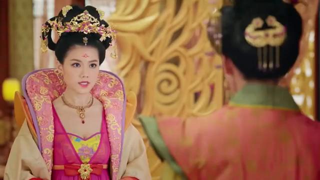 郑纯熙责怪太平公主利用她,太平公主气得想打人