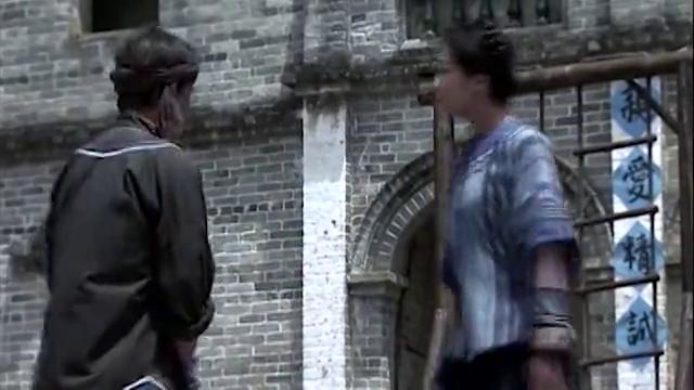 红七军:阿香要去报到,阿权不愿意了,毕竟两人要两地分离了