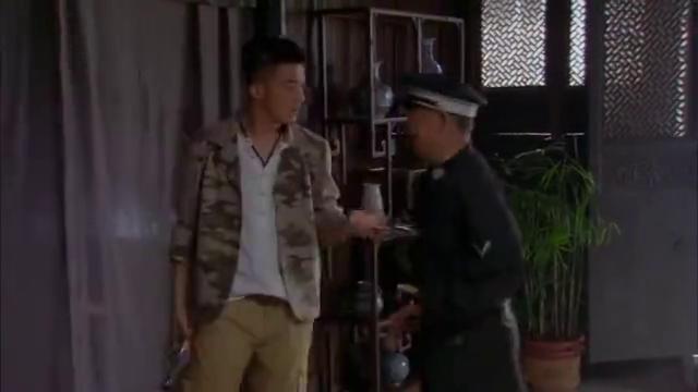伏击:鬼子队长发现端倪,想利用假情报当诱饵,探出武田真实身份