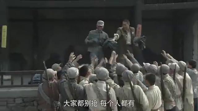 孙成海搞来了新军装,有大功可劲得瑟,李大本事都不爽了