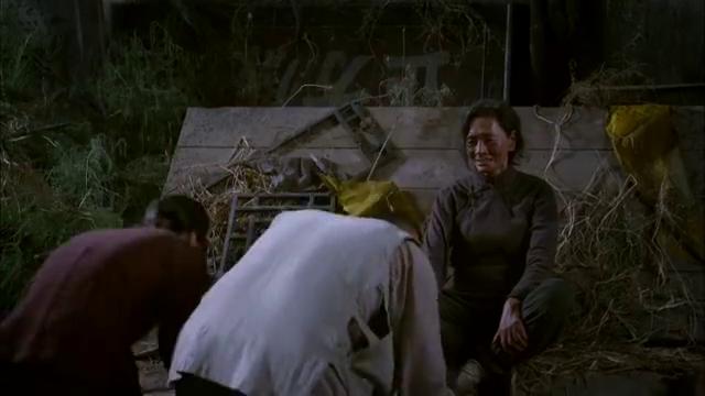 老太太临终前,完成了最后的愿望,在龙王庙驾鹤西去了